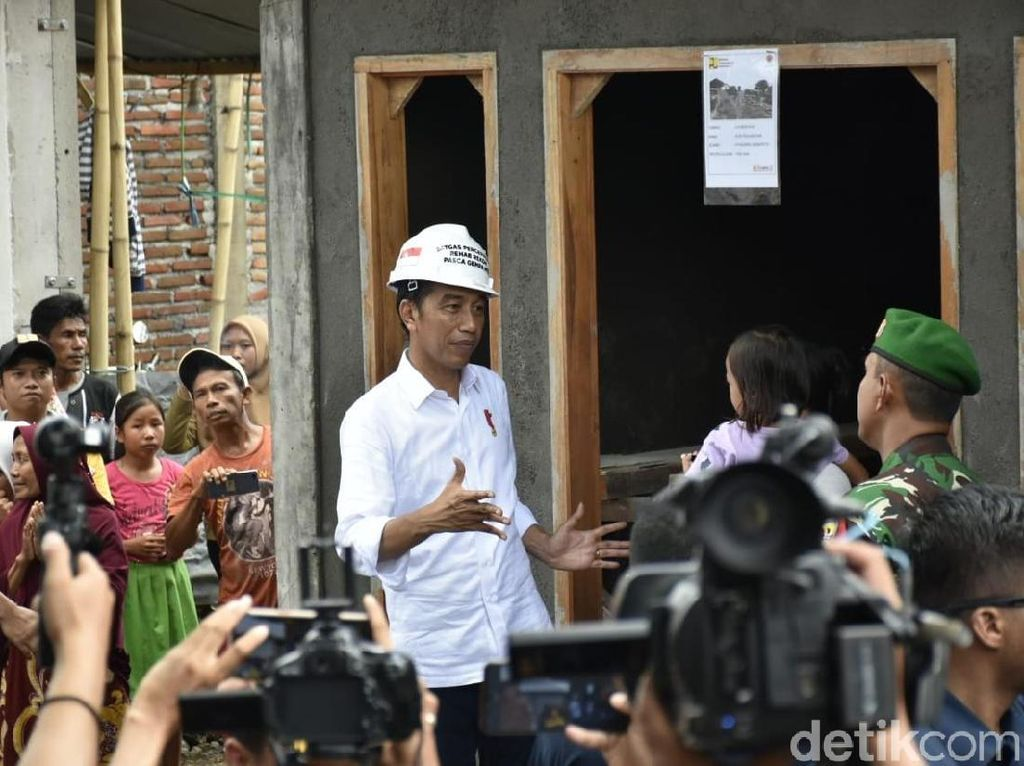 Dukung MotoGP Lombok, Jokowi Bangun 3 Infrastruktur Baru di NTB
