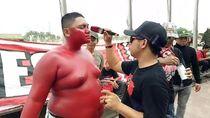 Mereka yang Setia Menemani Timnas Indonesia