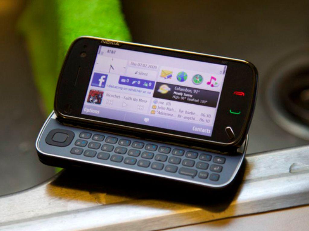 Mengenang N97, Ponsel Mentereng Nokia yang Gagal