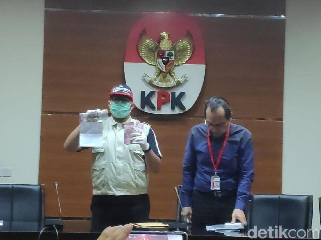 Bos Baja Pelat Merah Terjerat Rasuah