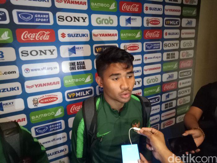 asnawi mangkualam timnas indonesia u-23 kualifikasi piala asia u-23 2020
