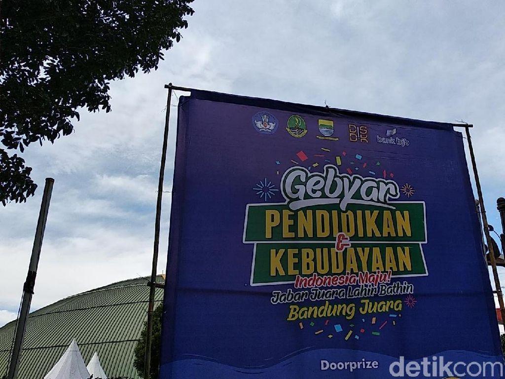 Di Bandung, Mendikbud Gelar Gebyar Kebudayaan Pendidikan Indonesia Maju