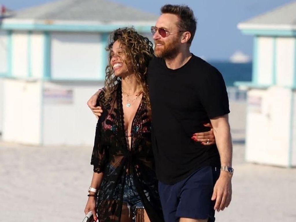Seksinya Jessica Ledon, Pacar David Guetta yang 27 Tahun Lebih Muda