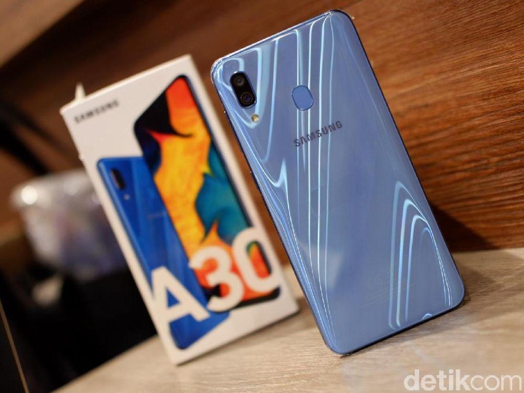 Dalam 40 Hari, Samsung Jual 2 Juta Unit Galaxy A di India