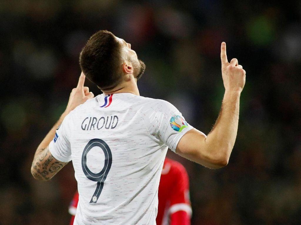 Giroud Terus Mendapat Perlawanan