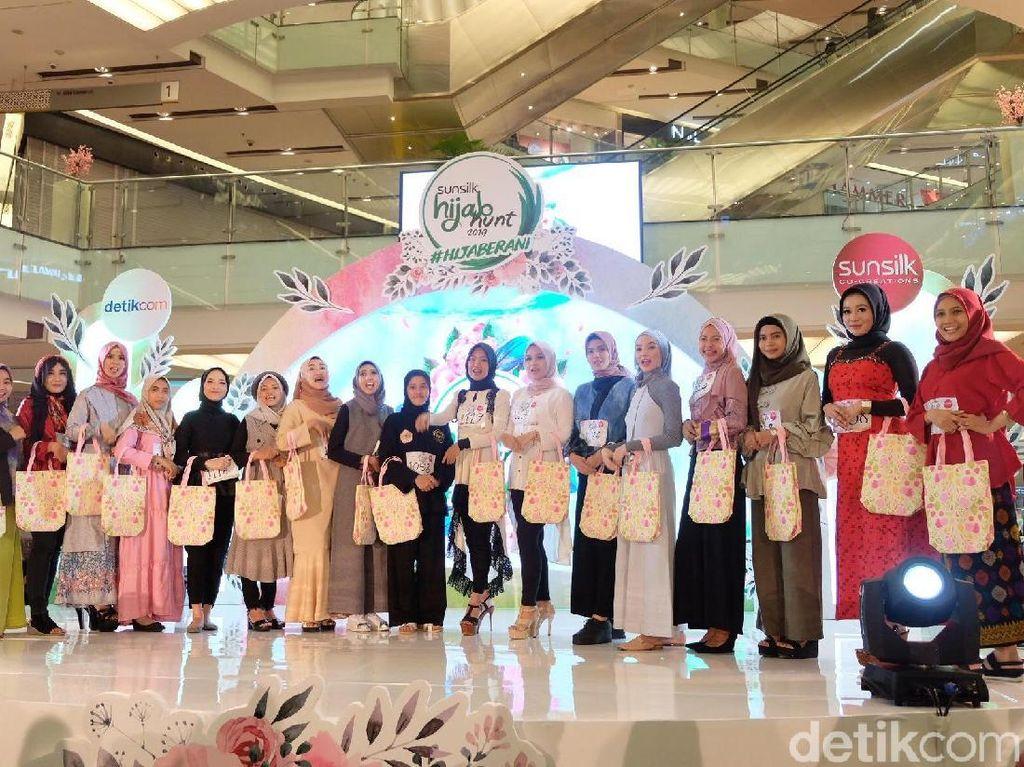 Selamat! Ini 20 Hijabers Lolos Audisi Sunsilk Hijab Hunt 2019 Surabaya