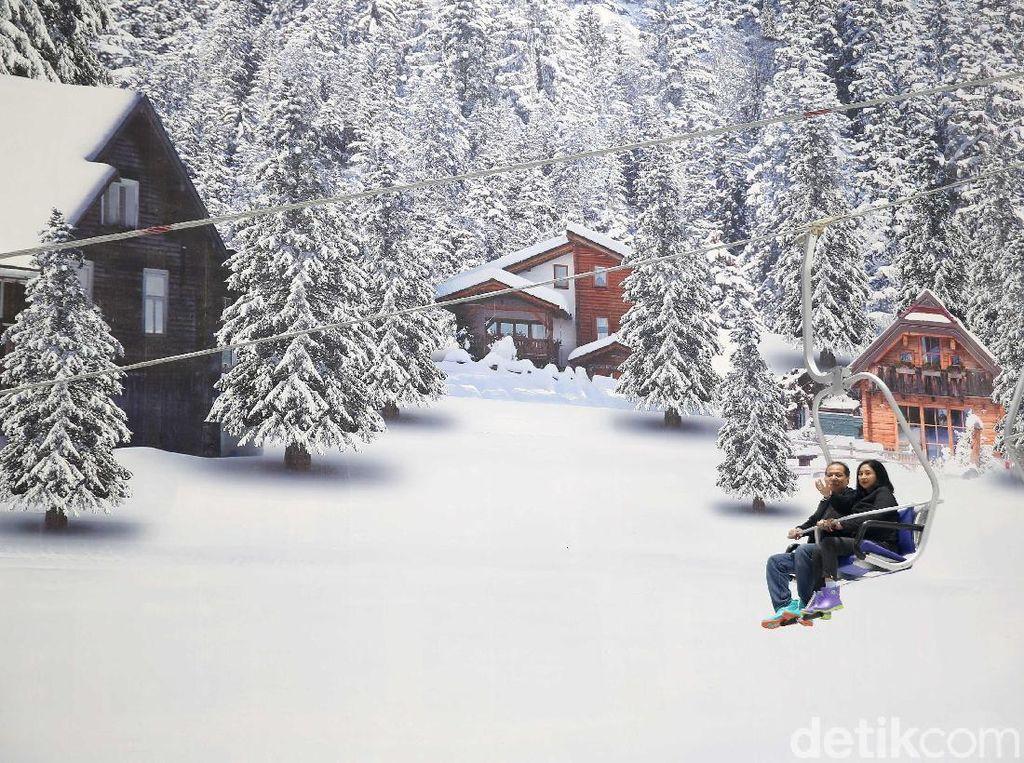 Setelah Bekasi, Trans Snow World Akan Hadir di 2 Kota Lain