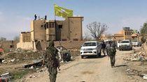 Pasukan Demokratik Suriah Nyatakan ISIS Telah Dikalahkan Total