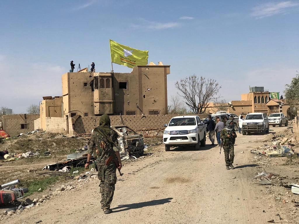 Meski Kalah Total, ISIS Tetap Jadi Ancaman Bagi Dunia