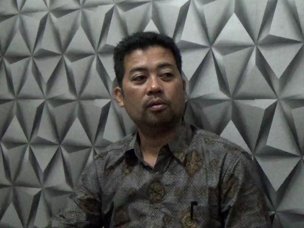 Penampakan Wahyu Terduga Pembunuh Wanita Berjilbab dalam Mobil