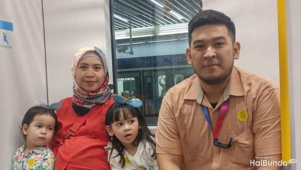 Keluarga Achmad Reza