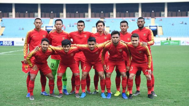 Timnas Indonesia bakal menghadapi lawan kuat, timnas Vietnam. (