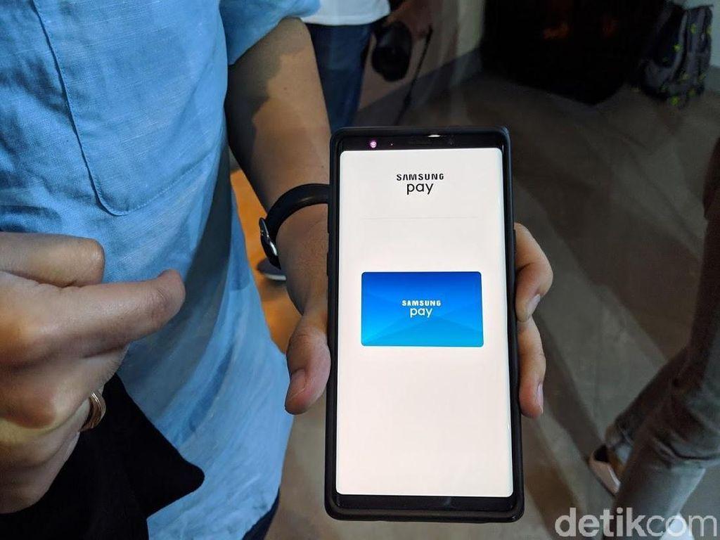 Samsung Pay Punya 14 Juta Pengguna