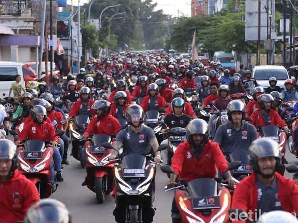 400 Juta Motor Honda Berkeliaran di Muka Bumi
