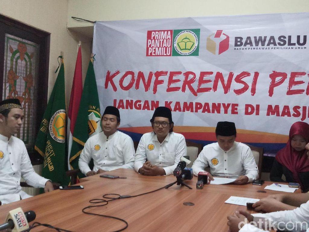 Tolak Kampanye di Masjid-Musala, DMI akan Awasi Khotbah dan Ceramah