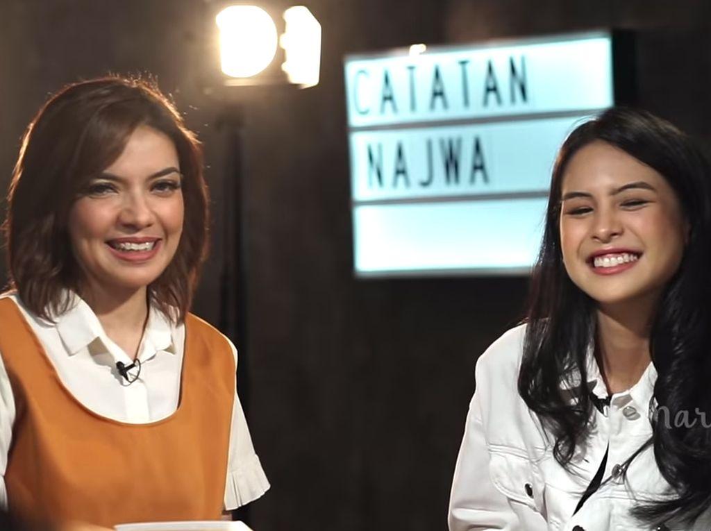 Maudy Ayunda dan Najwa Shihab Senang Kalau Ada Ujian, Netizen Ingin Menangis
