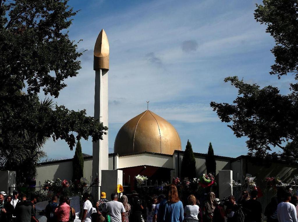 Tragedi Teror Masjid Christchurch Akan Dibuat ke Film