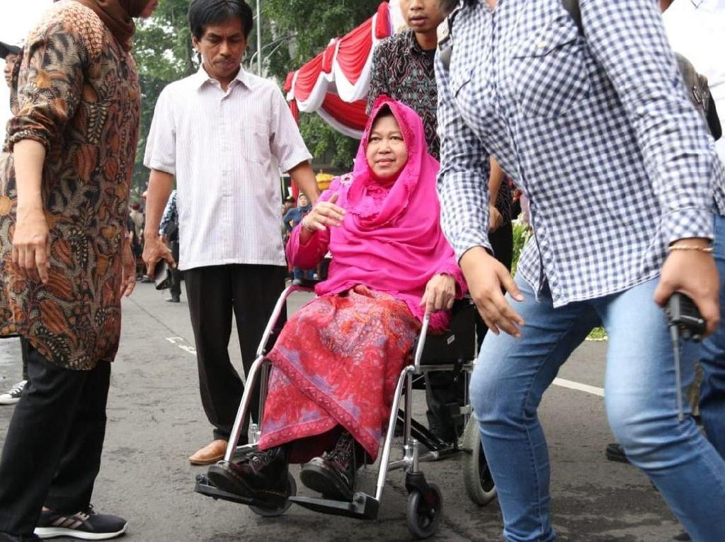 Risma Sebut Pemkot Surabaya Pembayar BPJS Tertinggi di Indonesia