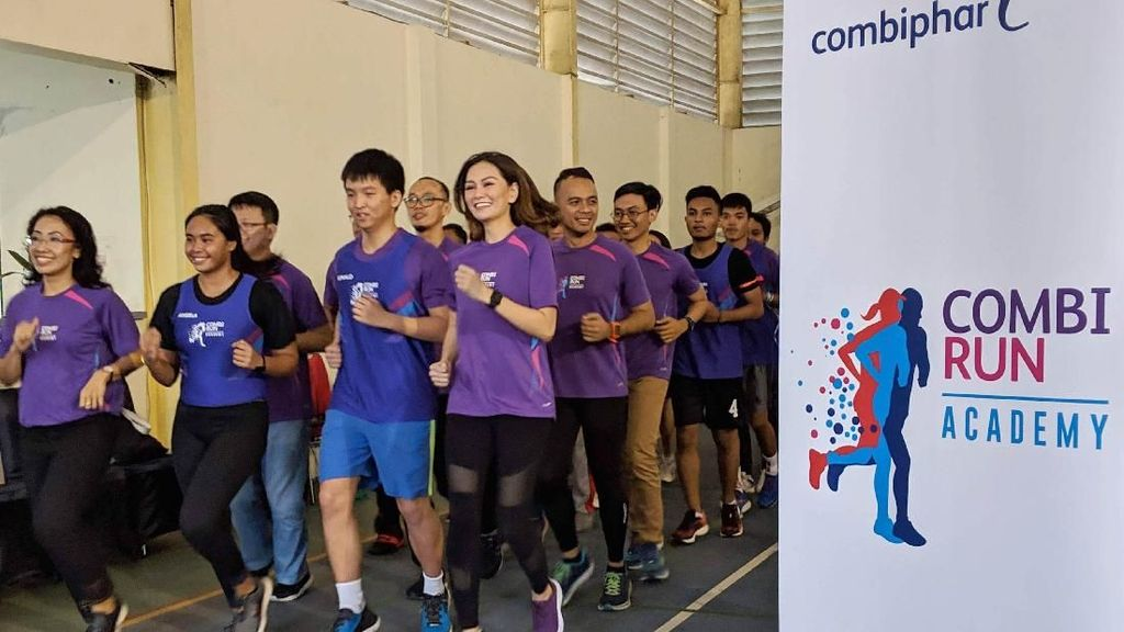 Olahraga Lari untuk Mencegah Sindrom Metabolik