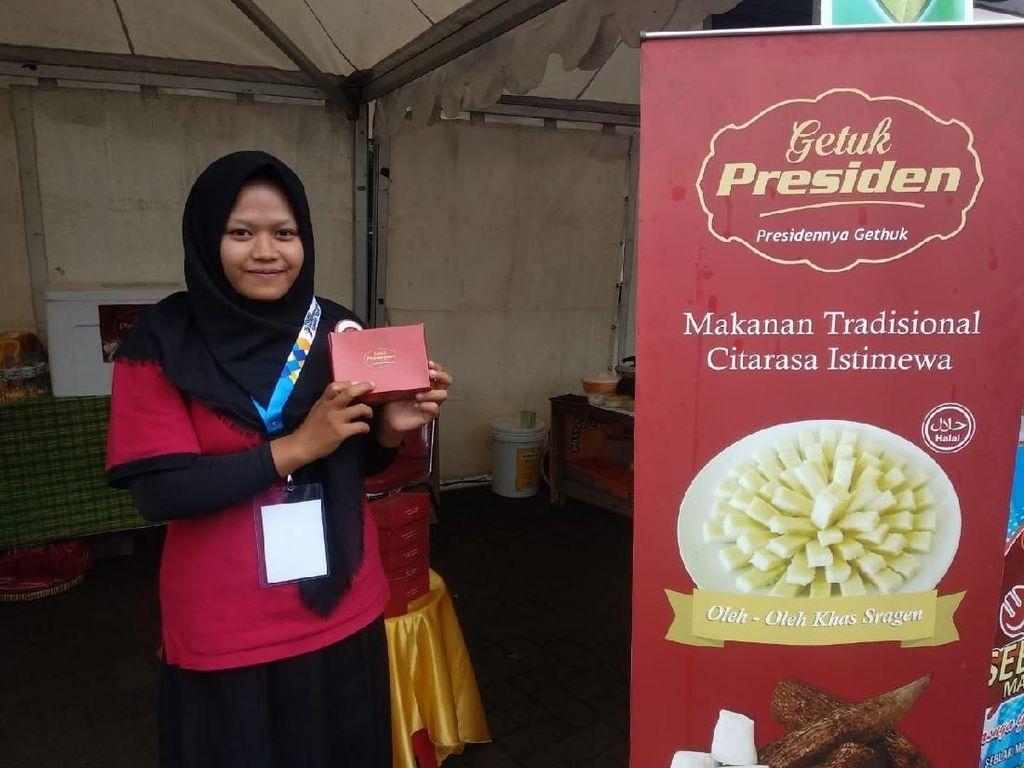 102 UKM Jawa Tengah Pamerkan Produk Unggulan di Sragen