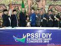 Sah! Ahmad Syauqi Ketua Umum Asprov PSSI DIY