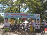 2.000 Personel Polri Amankan Kampanye Akbar Jokowi-Maruf di Serang