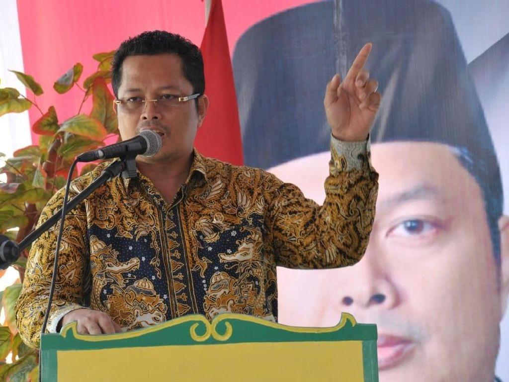 Mahyudin Kisahkan Dirinya dari Desa Namun Bisa Jadi Pejabat Parlemen