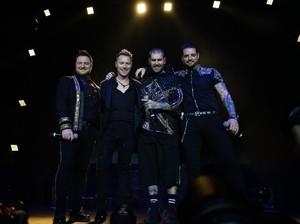 Personel Boyzone Tunjukkan Jati Diri dalam Thank You & Goodnight