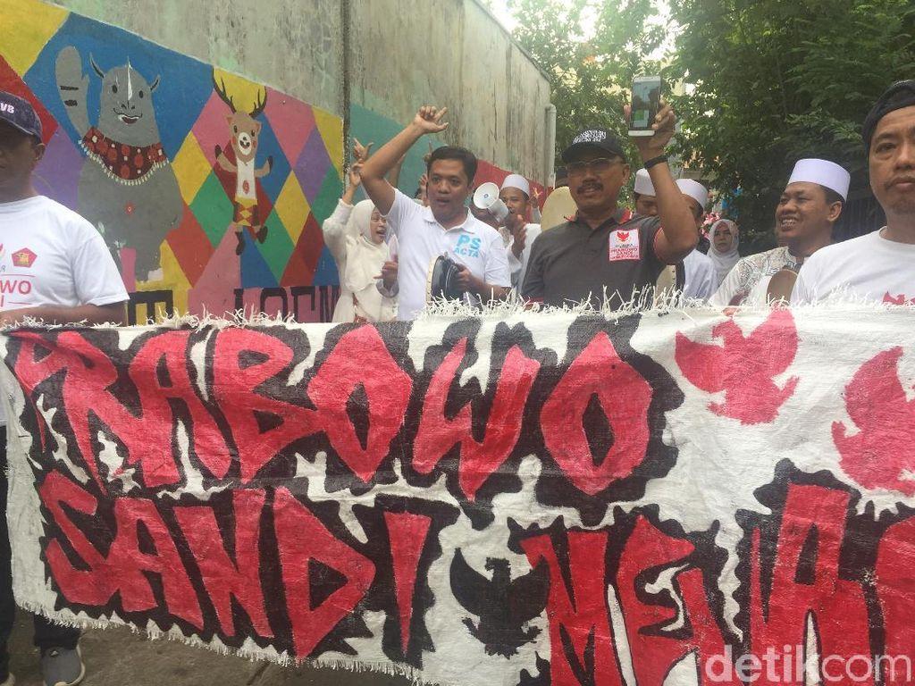 Prabowo Tertinggal di DKI Jakarta, BPN Ragukan Metode Survei Charta