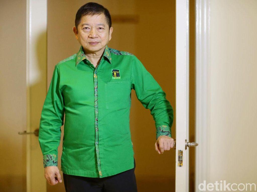 Jokowi Ingin Menteri yang Berani, PPP Sodorkan Suharso Monoarfa