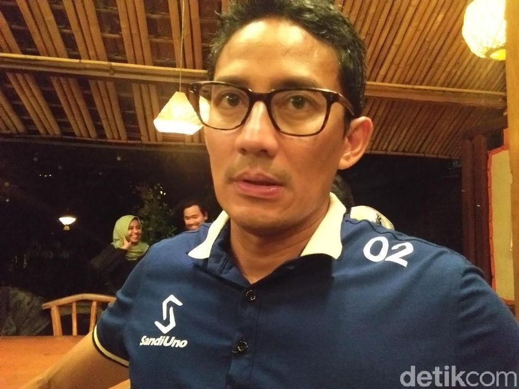 Akun Twitter Ferdinand Hutahaean Dihack, Sandiaga Tak Mau Asal Tuduh