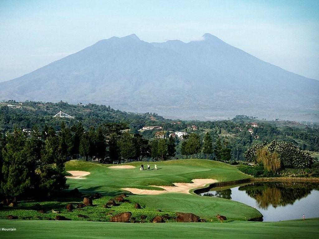Wisata Golf di Indonesia Menjanjikan, Ini yang Harus Dikembangkan