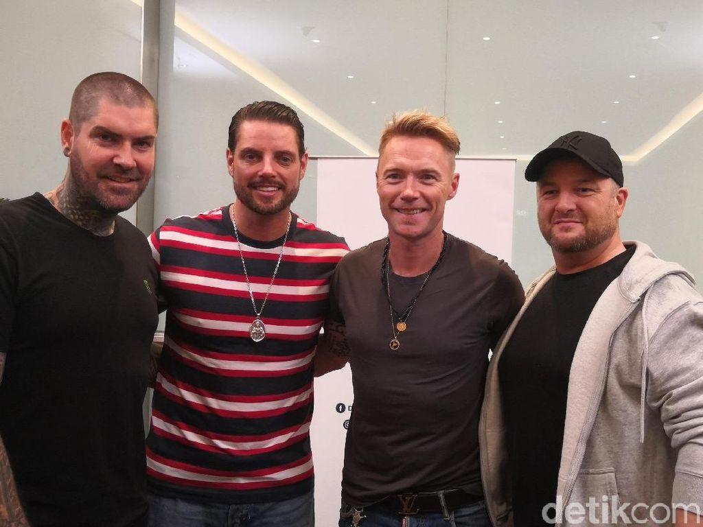 Boyzone Ungkap Hubungan 25 Tahun yang Dinamis, Contohkan Bohemian Rhapsody