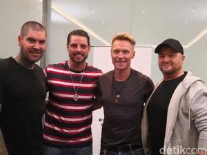 Bubar Setelah 25 Tahun Berkarya, Boyzone: Kami Sudah Tua, Bukan ABG Lagi