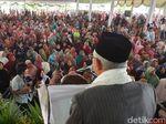 Maruf Amin Hadiri Haul Ibunda di Banten, Panjatkan Doa