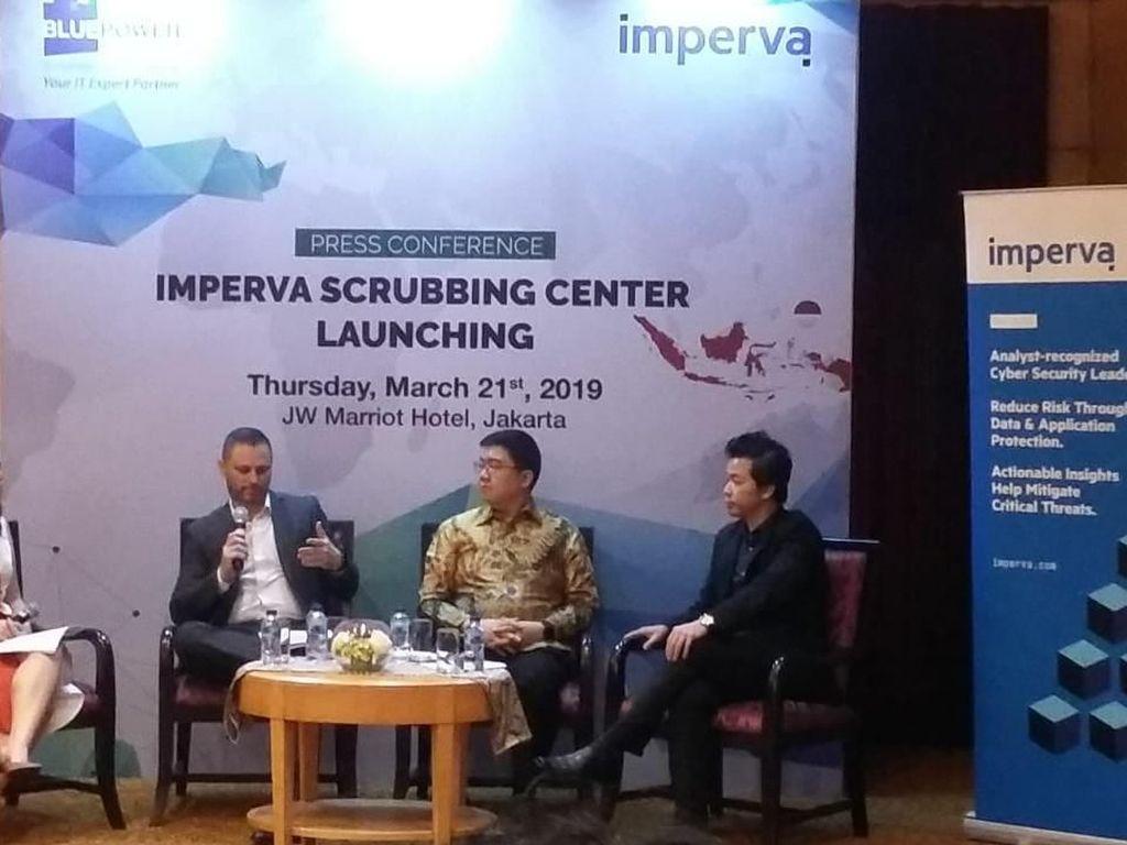 Imperva Bikin Tempat Penanggulangan DDoS di Jakarta