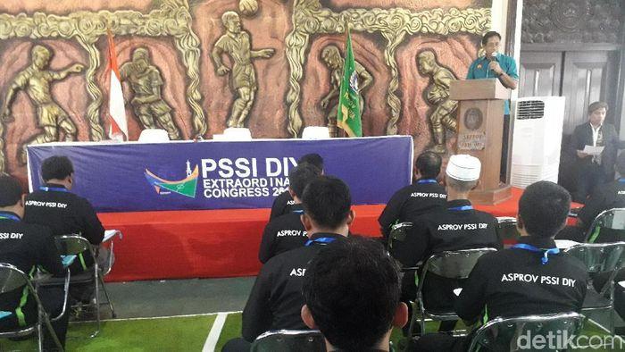 KBL Asprov PSSI Yogyakarta (Ristu Hanafi/detikSport)
