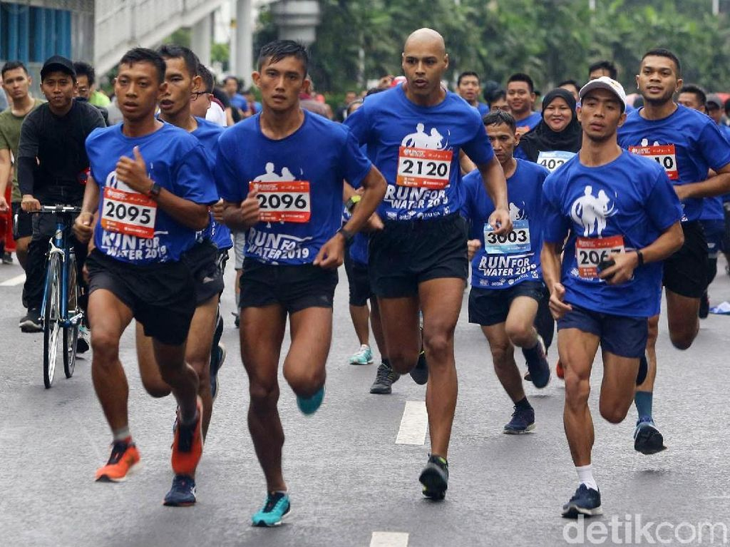 Water Run Peringati Hari Air Sedunia