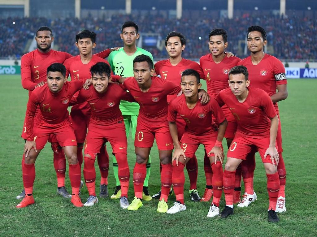Babak I Indonesia Vs Vietnam: Masih Tanpa Gol