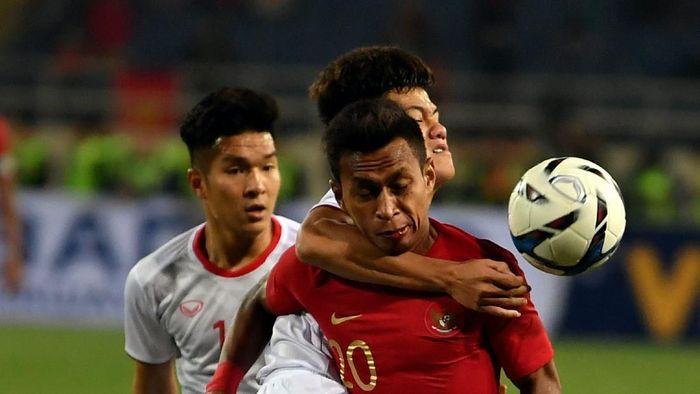 Timnas Indonesia diminta untuk menutup Kualifikasi Piala Asia U-23 dengan kemenangan. (R. Rekotomo/Antara)