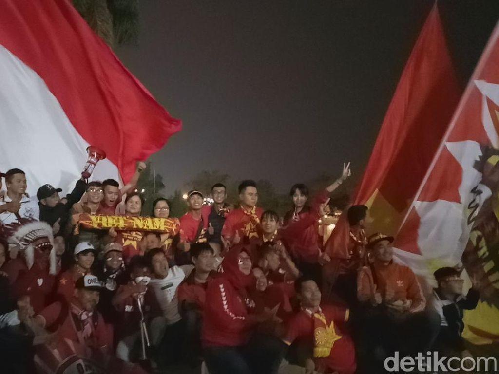 PSSI Jamin Suporter Indonesia di Malaysia Aman