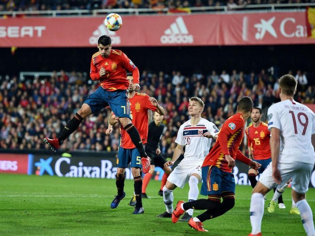 3 Angka Pertama untuk Spanyol