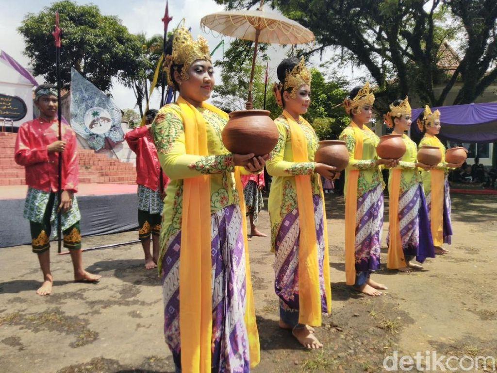 Raja-raja Nusantara Berkumpul di Ciamis Sambut HUT Kerajaan Galuh