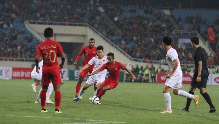Kekalahan atas Vietnam membuat Indonesia mengawali start terburuk di Kualifiaksi PIala Asia U-23 (Dok. PSSI)