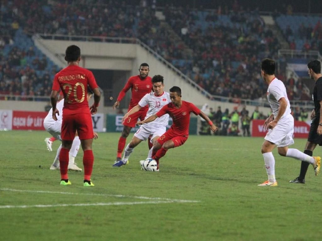 Kualifikasi Piala Asia U-23: Indonesia Tak Pernah Seburuk Ini