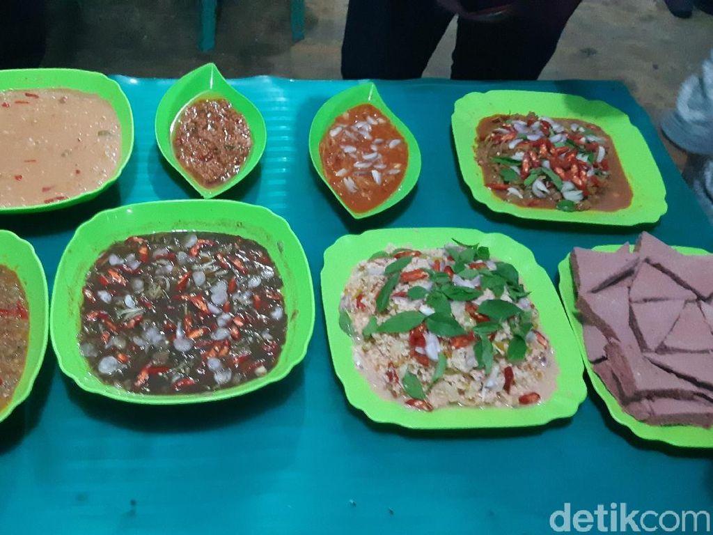 8 Dabu-dabu Khas Pulau Bacan, yang No.7 Bikin Megawati Ketagihan Lezatnya