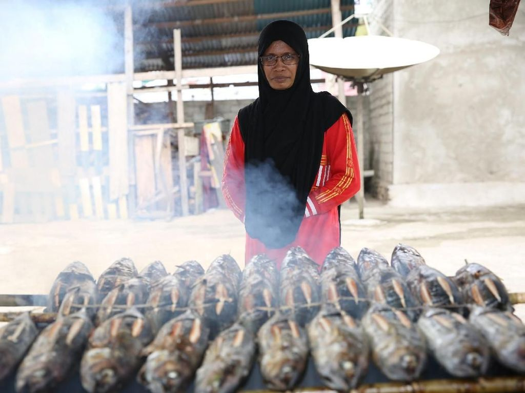 Ini Ikan Fufu Favorit Pejabat Bacan yang Datangkan Untung Jutaan