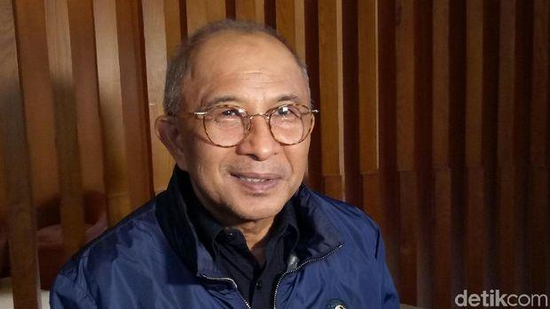 Exco PSSI Refrizal (Randy Prasatya/detikcom)