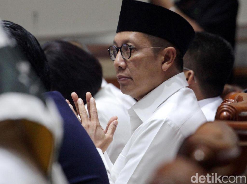 KPK Terima Surat Menag Lukman Hakim, Pemeriksaan Ulang Dijadwalkan