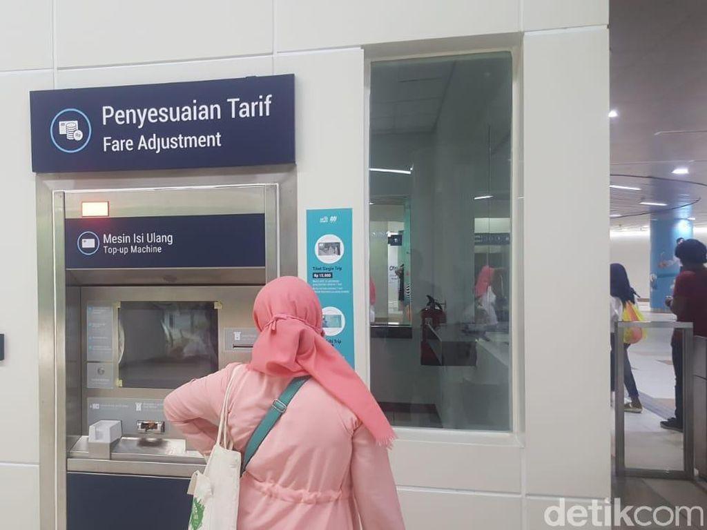 Tarif MRT Jakarta Rp 8.500, Mahal atau Murah?